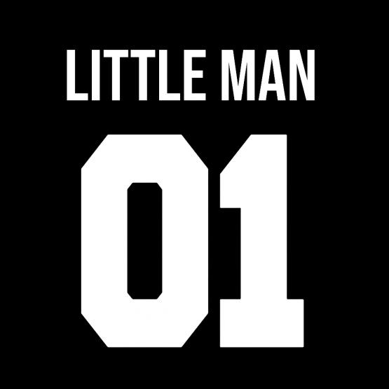 Vader Zoon Kleding Little Man