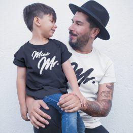 Vader Zoon T-Shirt Mr Mini Mr