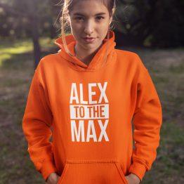 Koningsdag Hoodie Alex to the Max