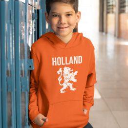 Koningsdag Hoodie Kind Holland