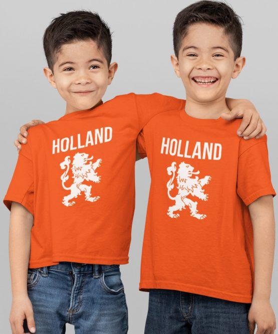 Koningsdag T-Shirt Kind Holland