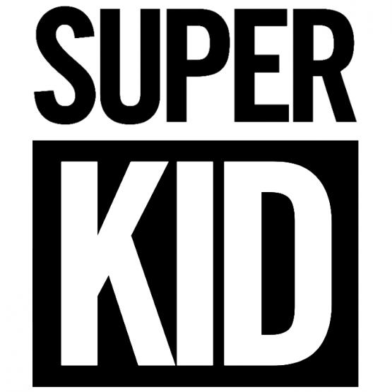Super Kid Opdruk