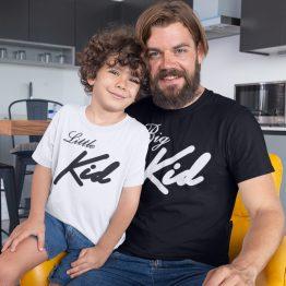 Vader Zoon T-Shirt Big Kid Little Kid