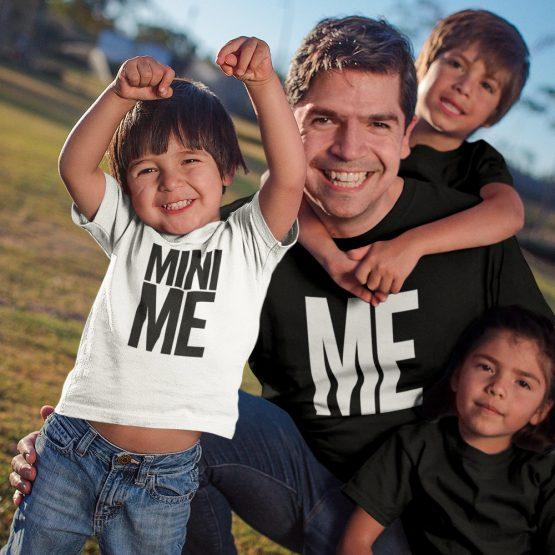 Vader Zoon T-Shirt Me Mini Me