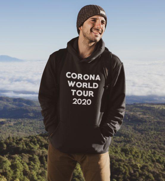 Corona Hoodie World Tour 2020