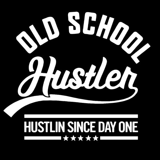 Festival Kleding Old School Hustler