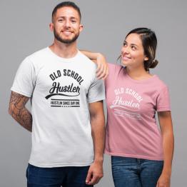 Festival Shirt Old School Hustler 2