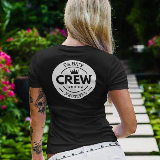 Festival Shirt Party Crew Back