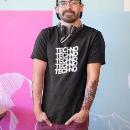 Festival Shirt Techno 1