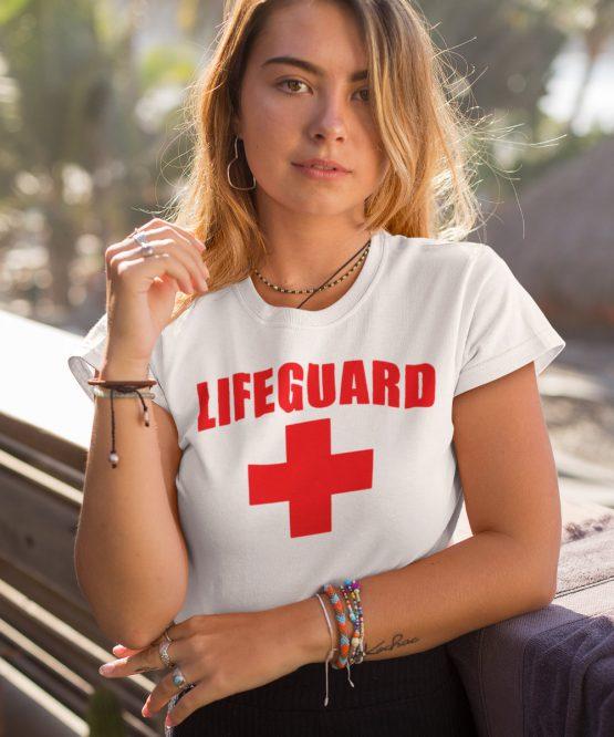 Festival T-Shirt Lifeguard