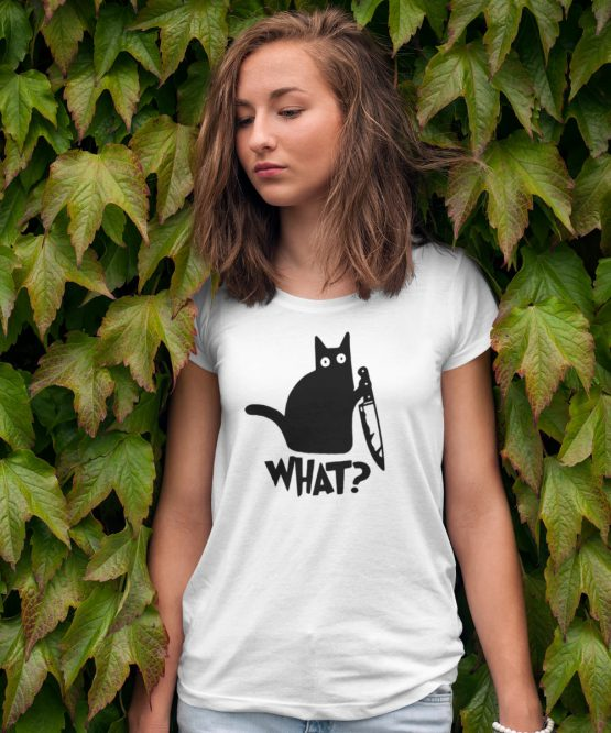 Festival T-Shirt What Cat 2