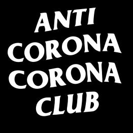 Corona Kleding Anti Corona Club