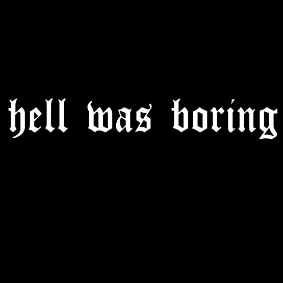 Festival Kleding Hell was boring