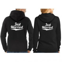 Just Married shirts