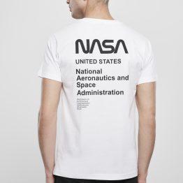 NASA Moon Landing T-Shirt achterzijde