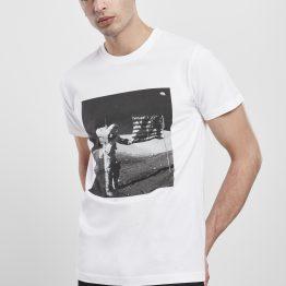 NASA Moon Landing T-Shirt voorzijde