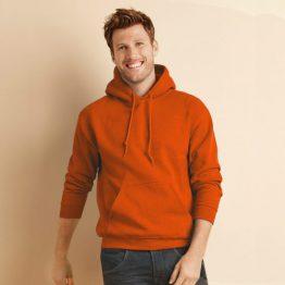 Oranje hoodies