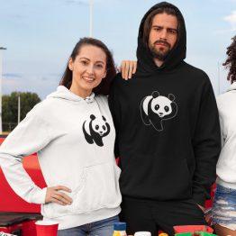 Panda kleding