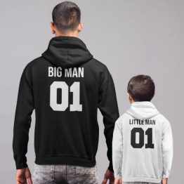 Vader zoon kleding