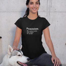 Feminist T-Shirt Definition 2
