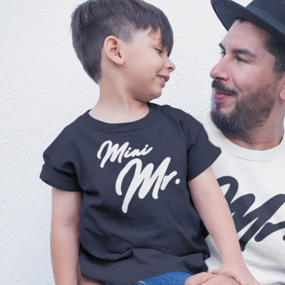 Mini Mr T-Shirt Kind