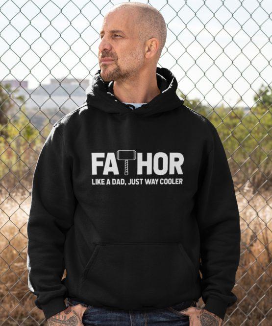 Vaderdag Hoodie Fathor
