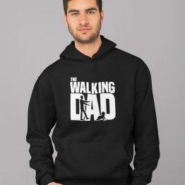 Vaderdag Hoodie The walking Dad