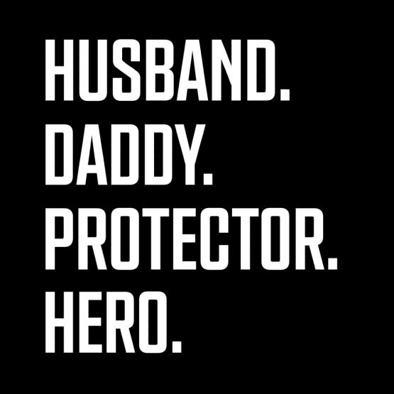 Vaderdag Opdruk Protector
