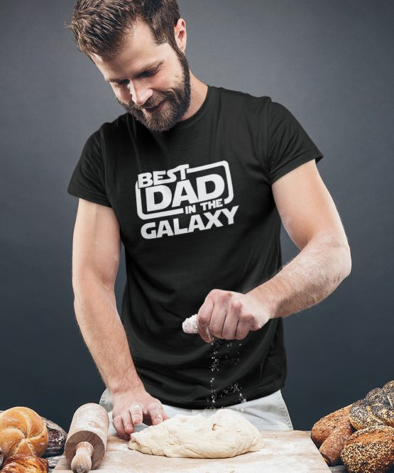 Vaderdag T-Shirt Best Dad 2
