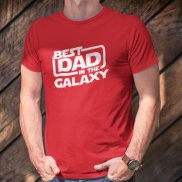 Vaderdag T-Shirt Best Dad