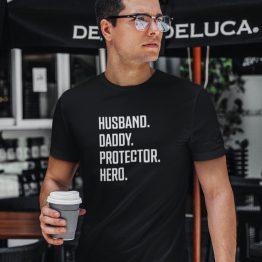 Vaderdag T-Shirt Hero