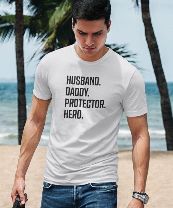 Vaderdag T-Shirt Husband