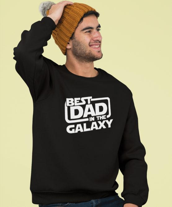 Vaderdag Trui Best Dad In The Galaxy 1