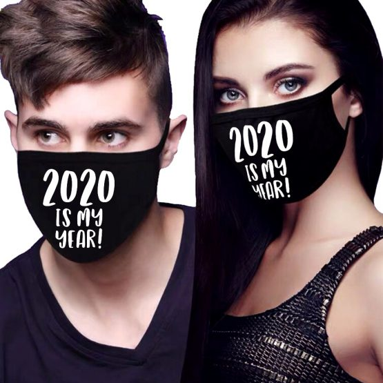 Mondkapjes 2020 Is My Year