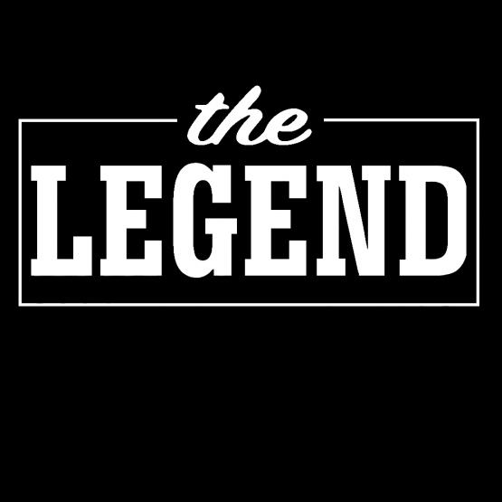 Vader Zoon Opdruk The Legend