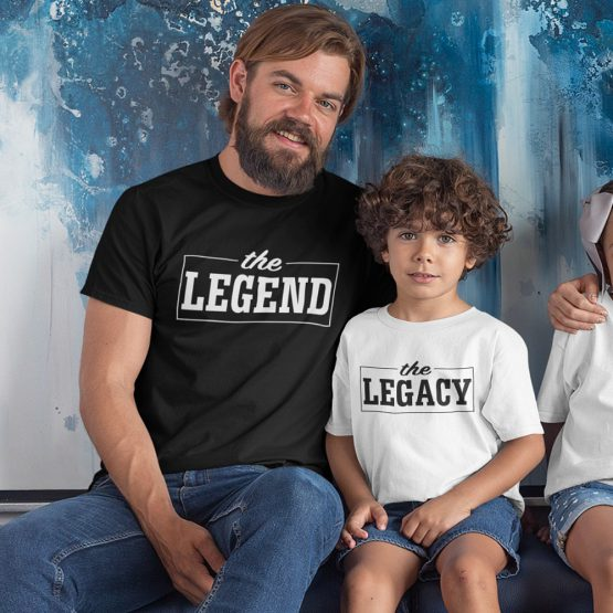 Vader Zoon Shirts The Legend & The Legacy