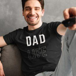 Vaderdag T-Shirt Dad Life 1