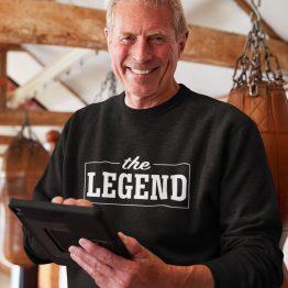 Vaderdag Trui The Legend