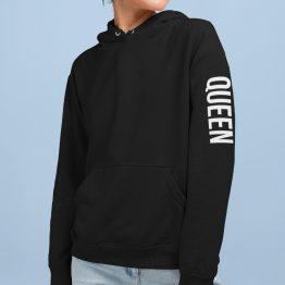 Queen Hoodie Premium Sleeve