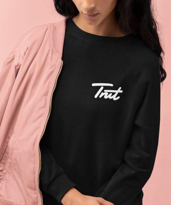 Trut Sweater Premium Black Chest