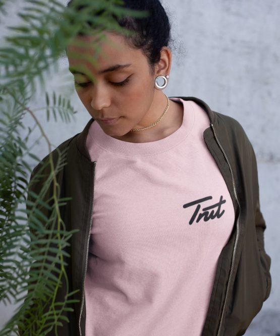 Trut Trui Premium Pink Black Chest